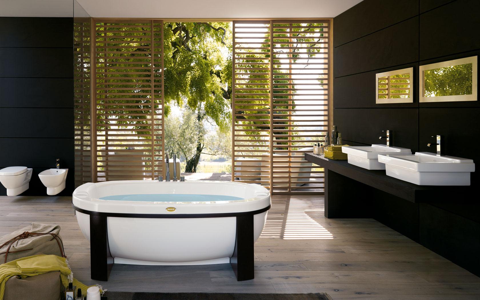 Bathroom with jacuzzi bathrooms with jacuzzi designs small for Jacuzzi bathroom designs