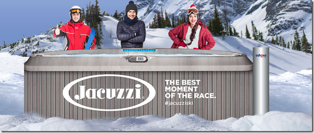 jacuzzi ski team