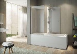 zestawy prysznicowe i wanny jacuzzi
