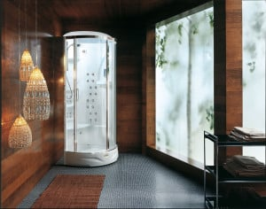 zestawy prysznicowe jacuzzi w łazience