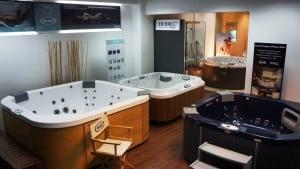 showroom jacuzzi w warszawie